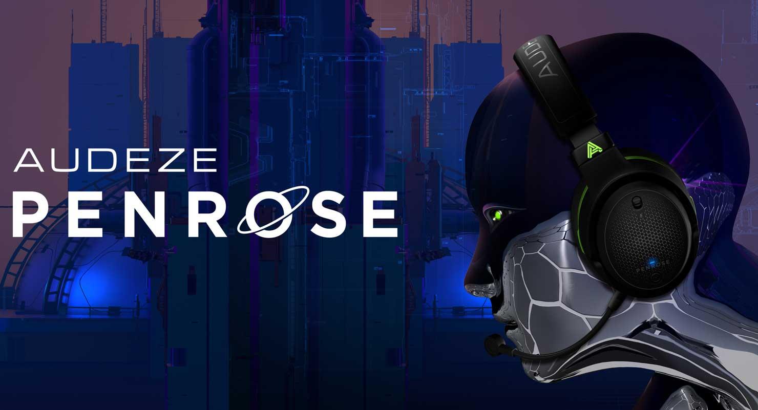 Audeze bejelentette a Penrose vezeték nélküli fejhallgatót Xbox és Playstation játékkonzolokhoz