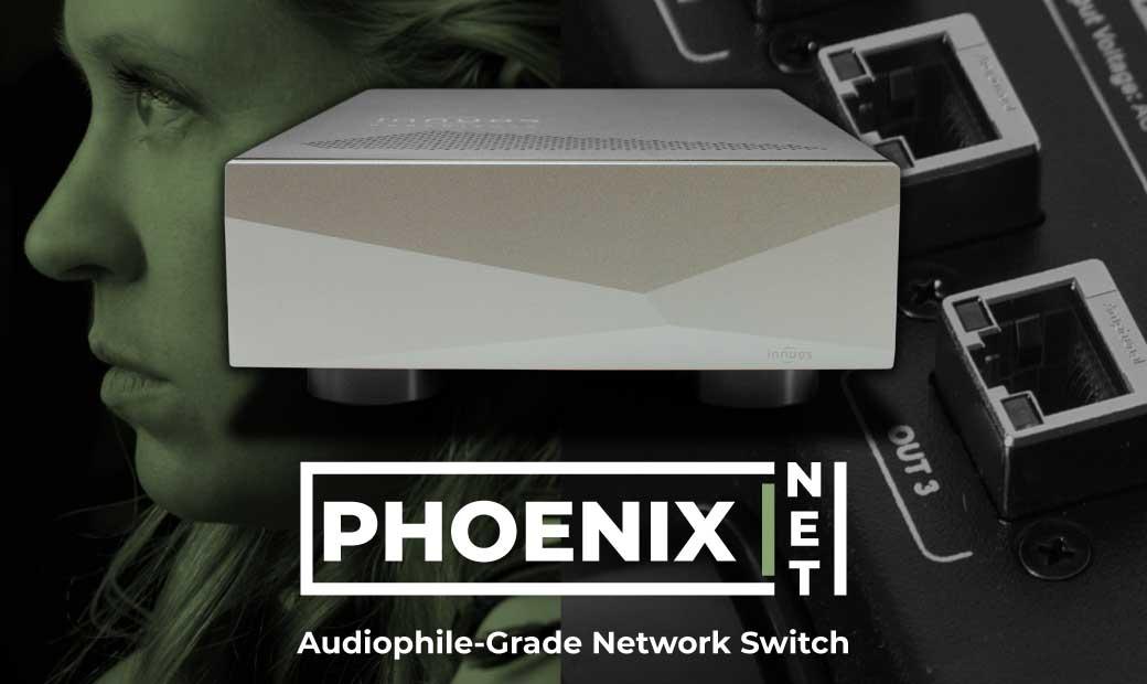 Vissza az alapokhoz: InnuOS PhoenixNET audiophile hálózati switch